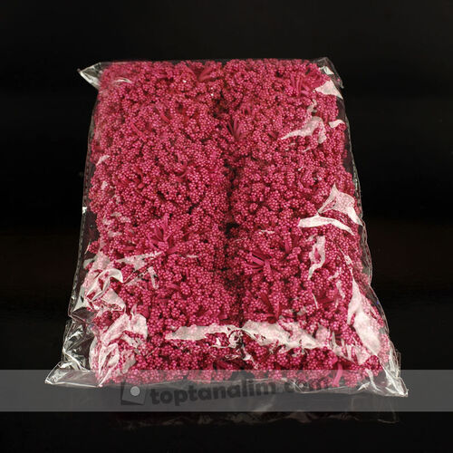 Cipso Çiçek Bordo 120'li Paket (kr6015)