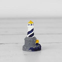 Deniz Feneri Teraryum Obje (kr3014) - Thumbnail