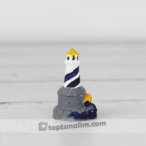 Deniz Feneri Teraryum Obje (kr3014)