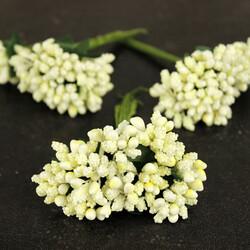 Tomurcuk Çiçek Açık Sarı 120'li Paket (kr6035) - Thumbnail